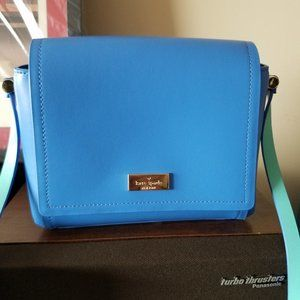 LKNU Kate Spade crossbody leather bag